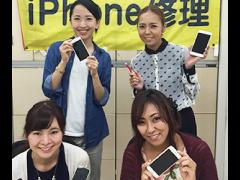 iphone修理池袋本店のスタッフ