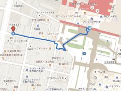 iPhone修理のiPhoneお直し本舗 北九州市小倉店の道案内01