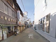 iphone修理京都店の道案内01
