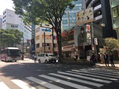 iphone修理渋谷店の道案内04
