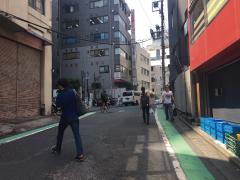 iphone修理渋谷店の道案内05