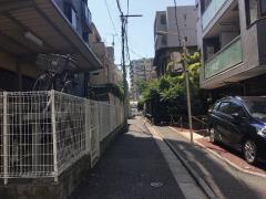 iphone修理渋谷店の道案内09