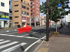iPhone修理のiPhoneお直し本舗 群馬県高崎店の道案内04
