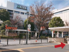 iPhone修理のiPhoneお直し本舗 埼玉県浦和店の道案内01