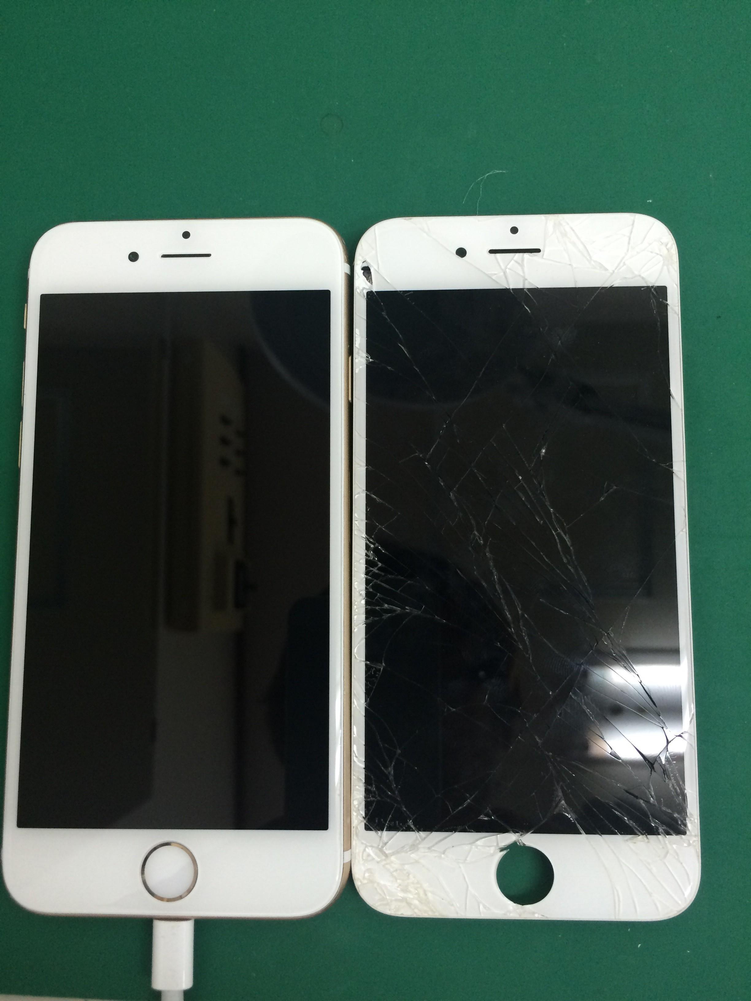 iPhone修理 池袋