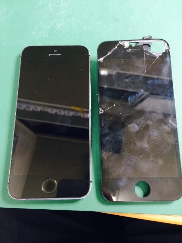 iPhone修理|沖縄