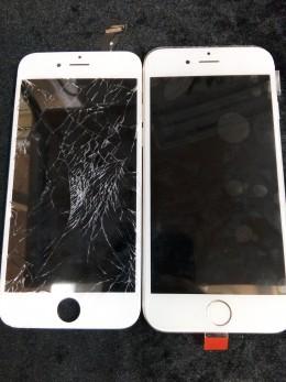 iPhone修理|おき