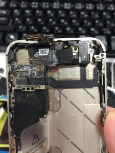 iphone カビ