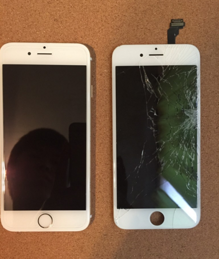 iPhone修理 所沢