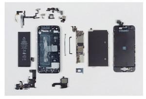 iPhone5 分解画像