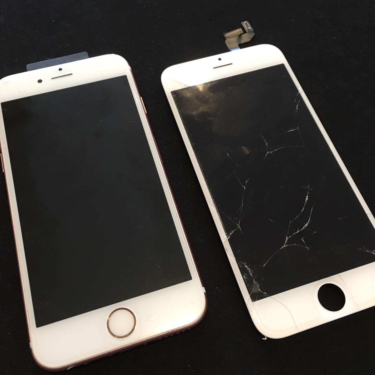 0528|iPhone6s|液晶パネル交換修理