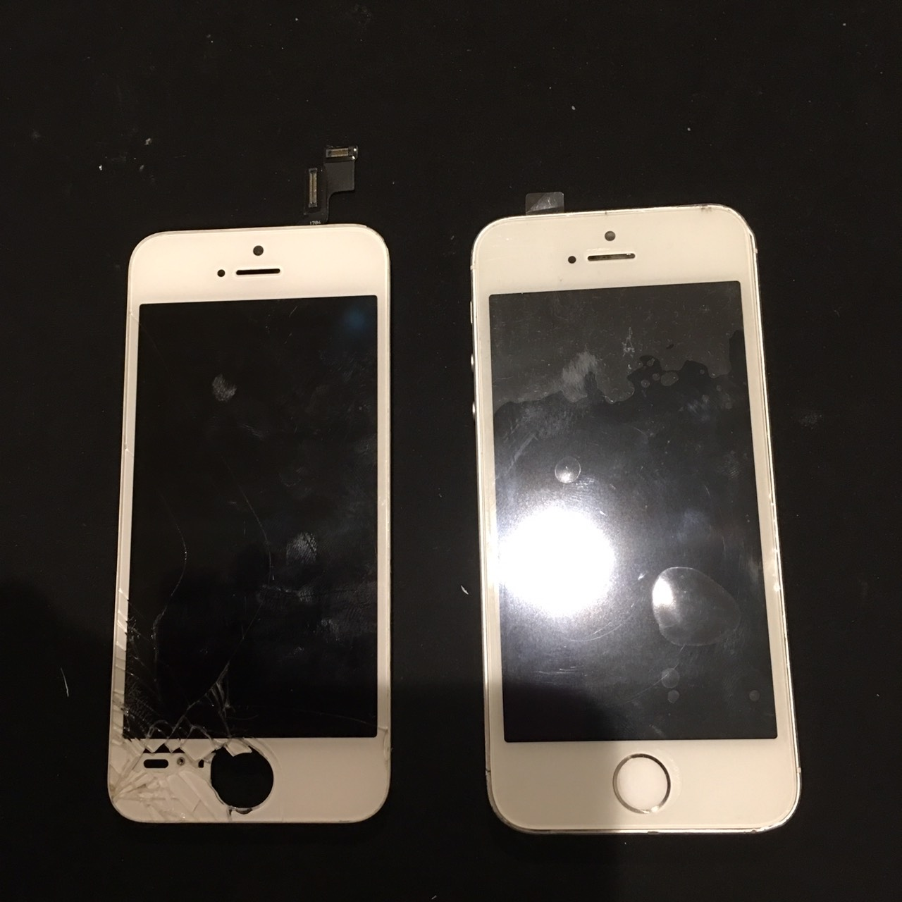 5.31 | iphone5S | パネル交換修理