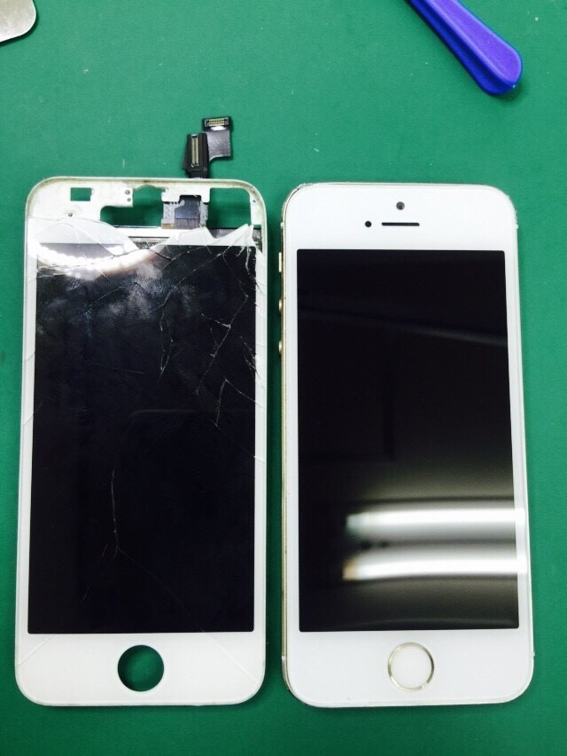 iPhone修理 沖縄国際通り