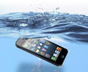 iphone | 水没