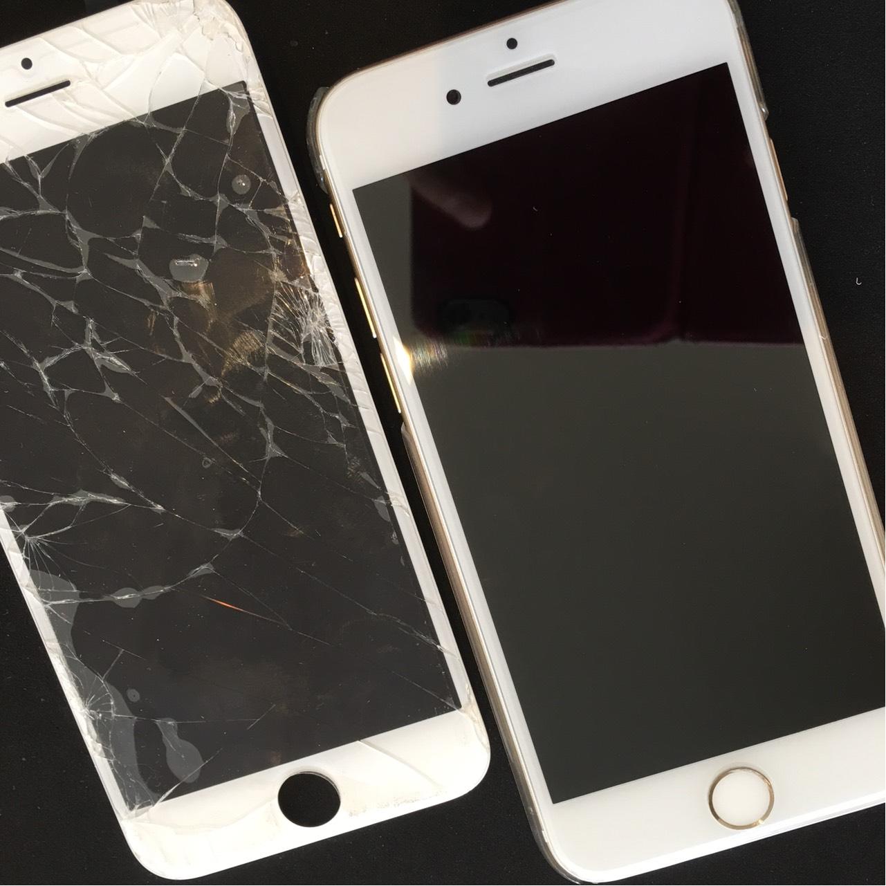 0926|iPhone6|液晶パネル交換修理
