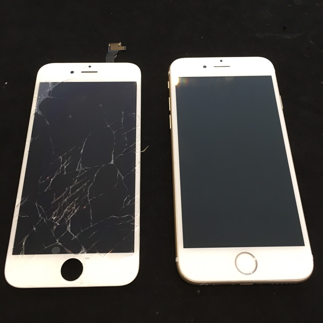 11.7 | iphone6 | パネル交換修理