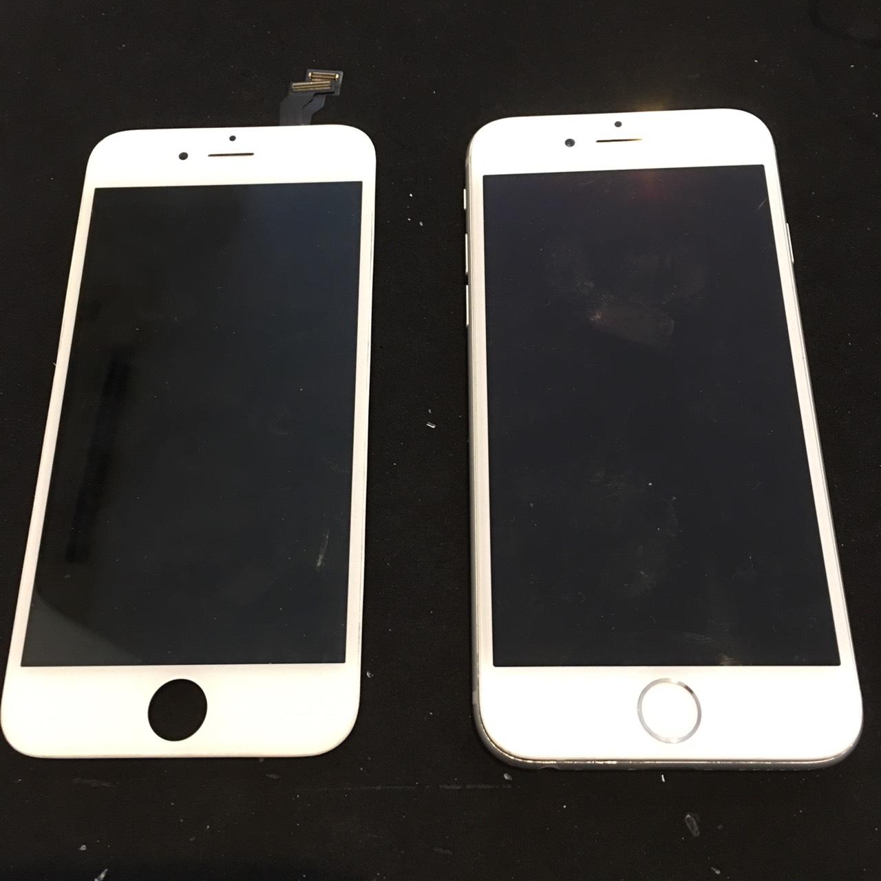 11.8 | iphone6 | パネル交換修理