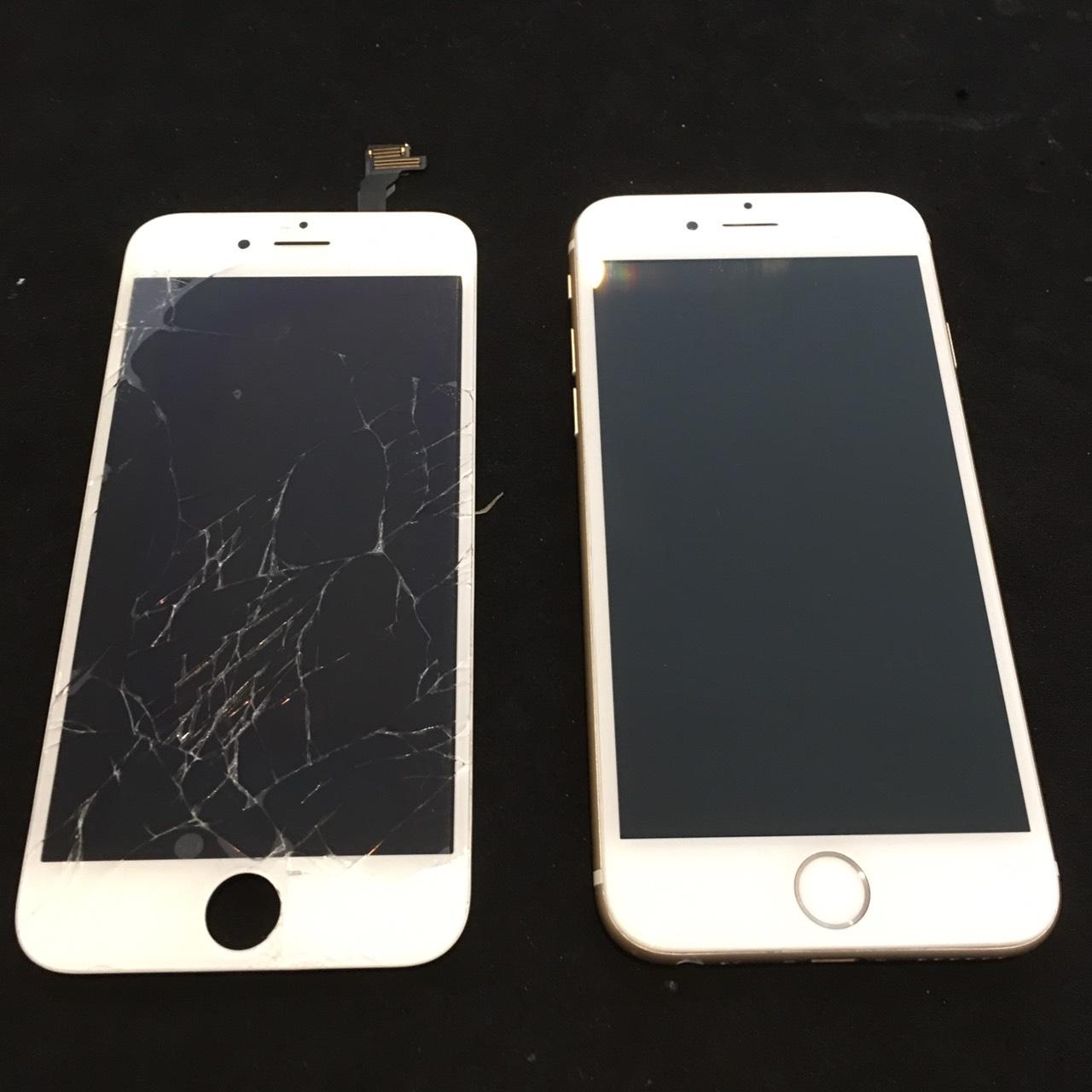 1224|iPhone6|液晶パネル交換修理
