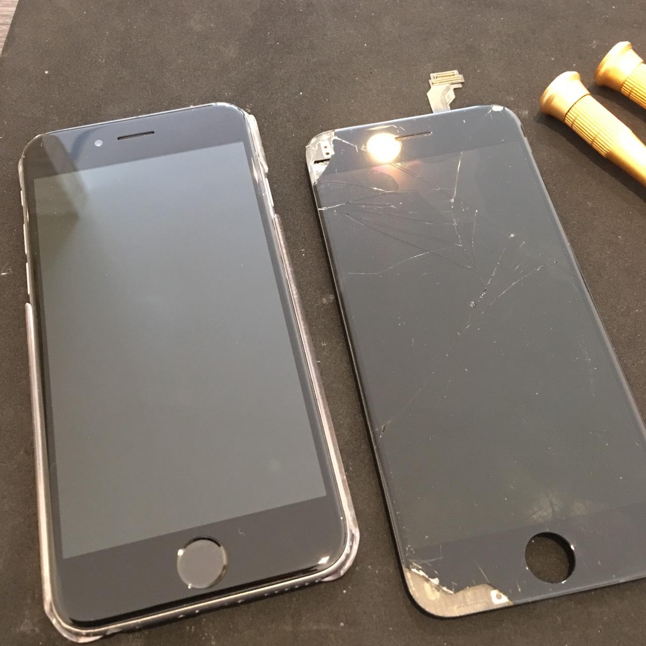1210|iPhone6|液晶パネル交換修理