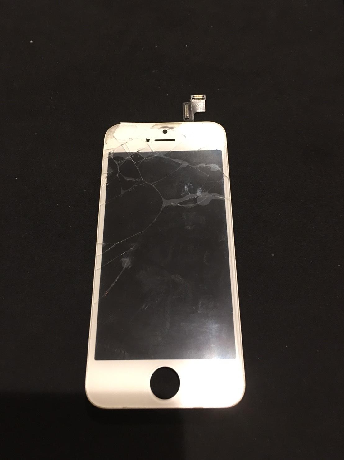 12.18 | iphone5s | パネル交換修理