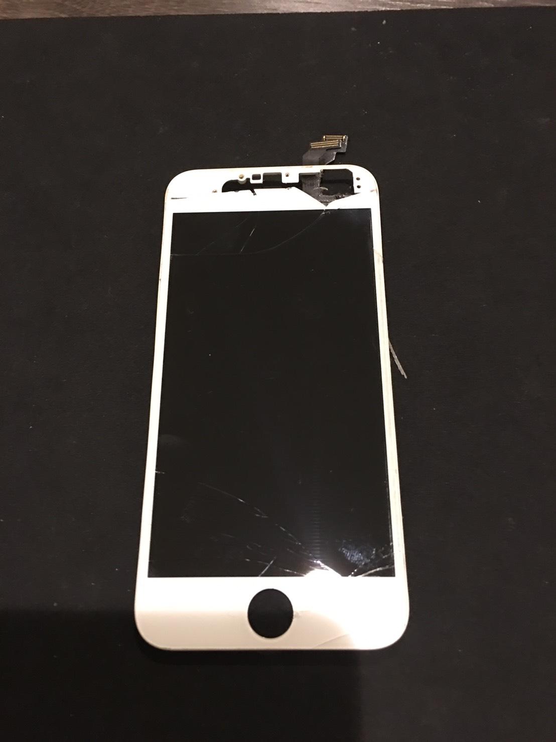 12.27 | iphone6 | パネル交換修理