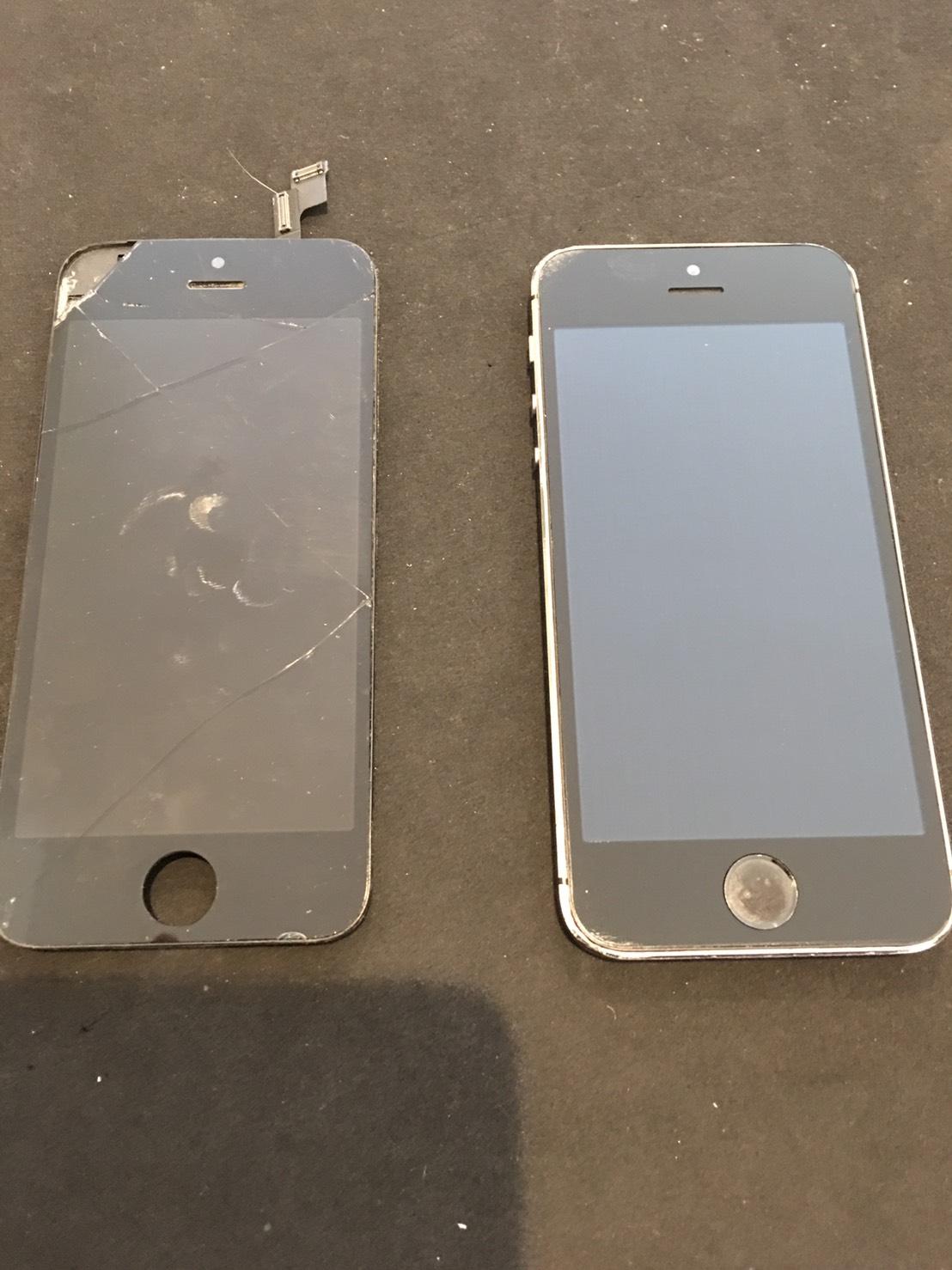 12.28 | iphone5s | パネル交換修理
