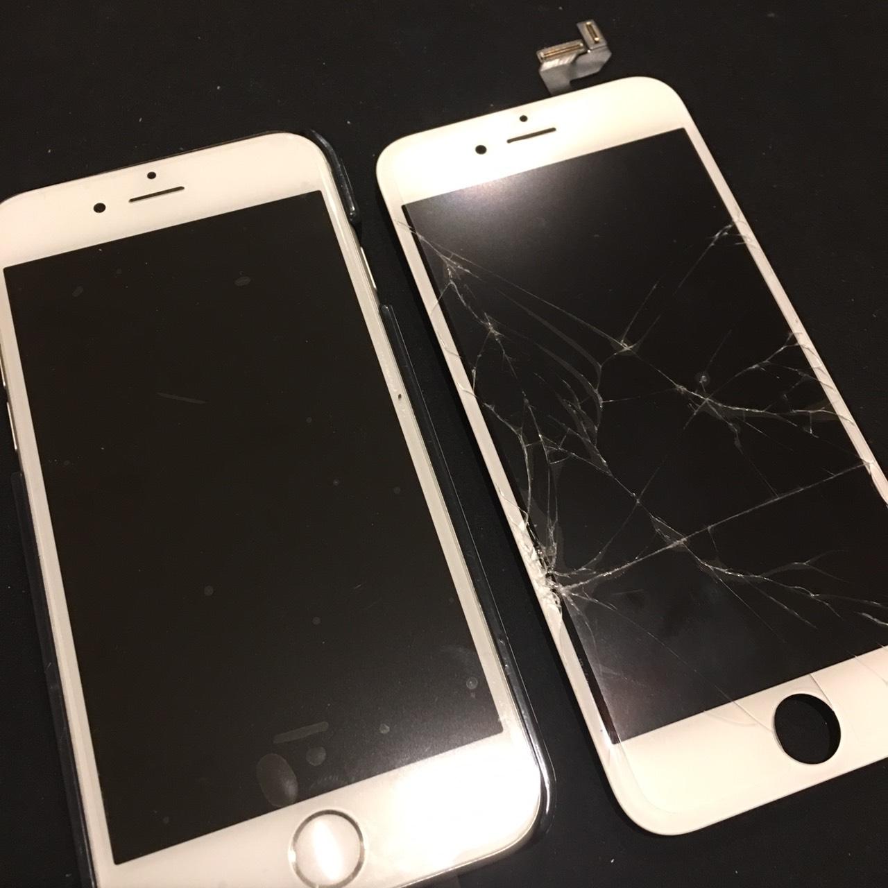 0106|iPhone6s|液晶パネル交換修理