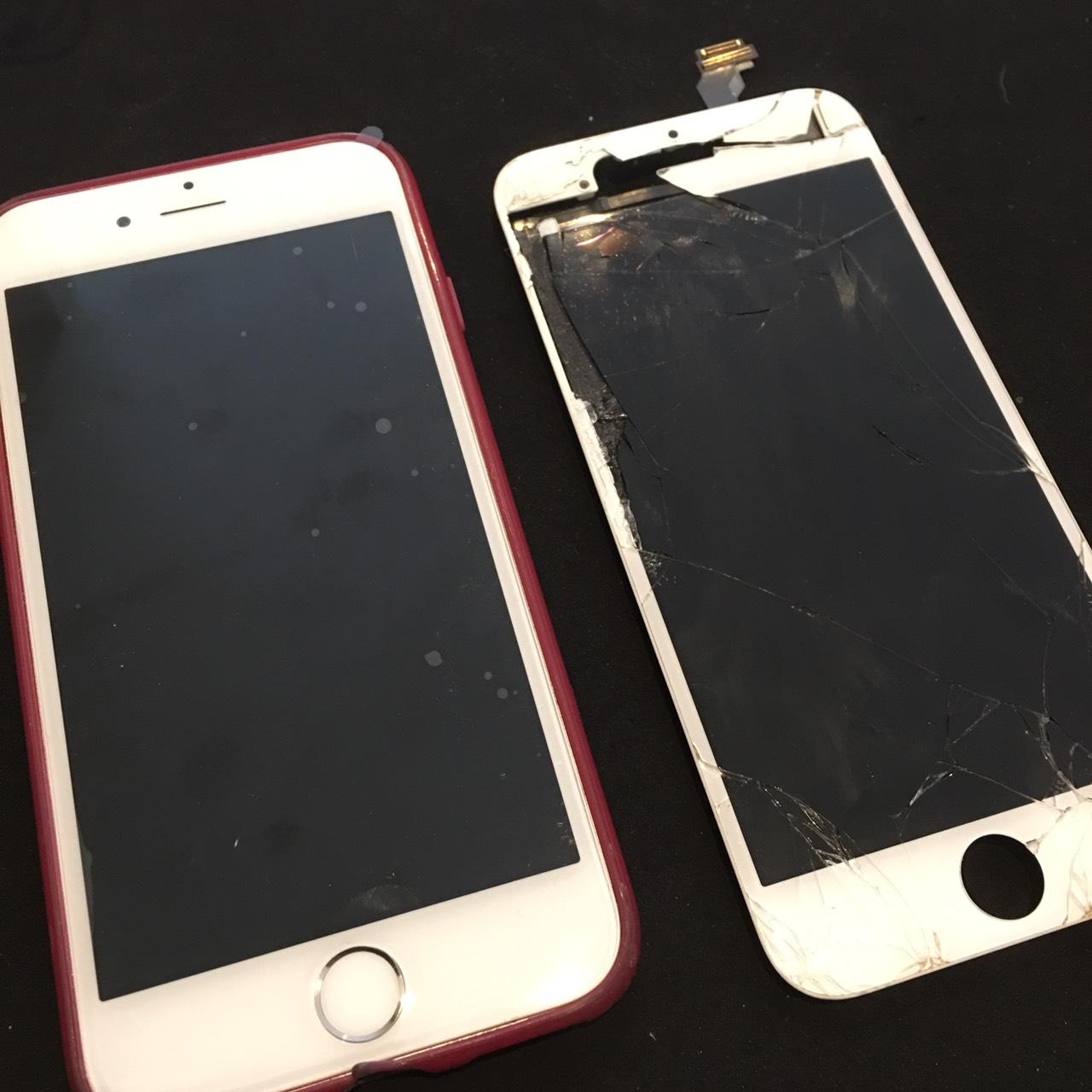0127|iPhone6|液晶パネル交換修理