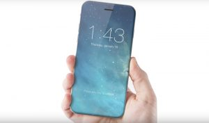 new iphone | concept image