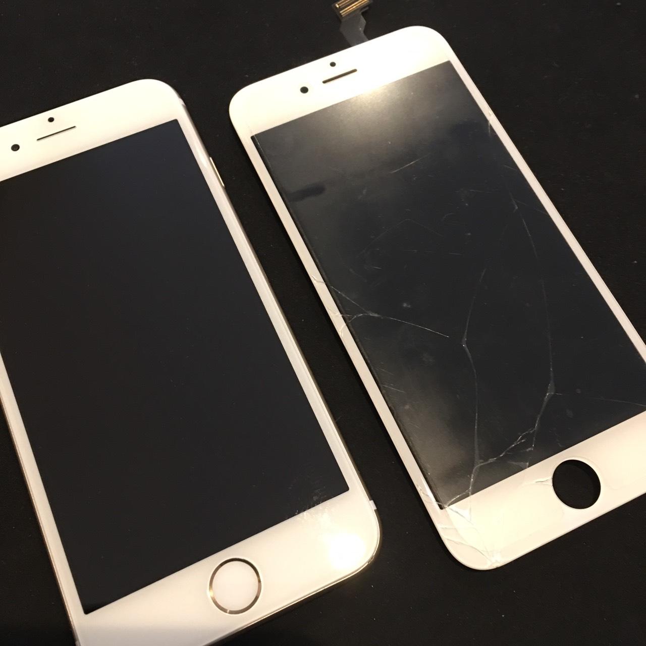 0203|iPhone6|液晶パネル交換修理