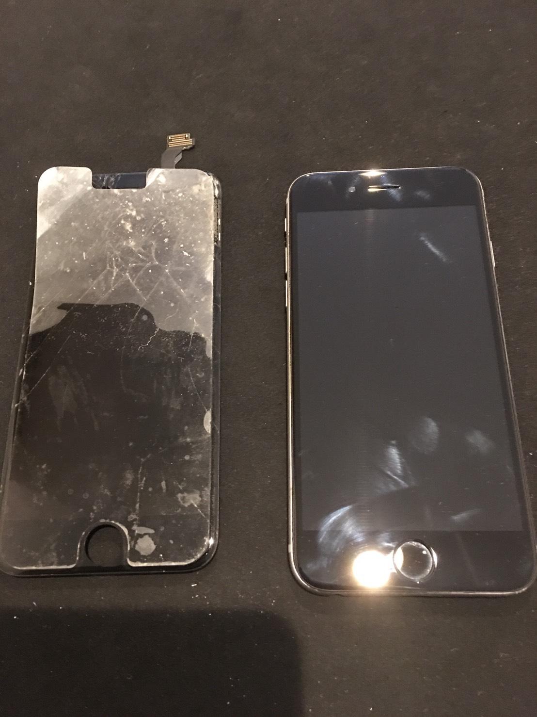 2.15 | iphone6 | 液晶パネル交換