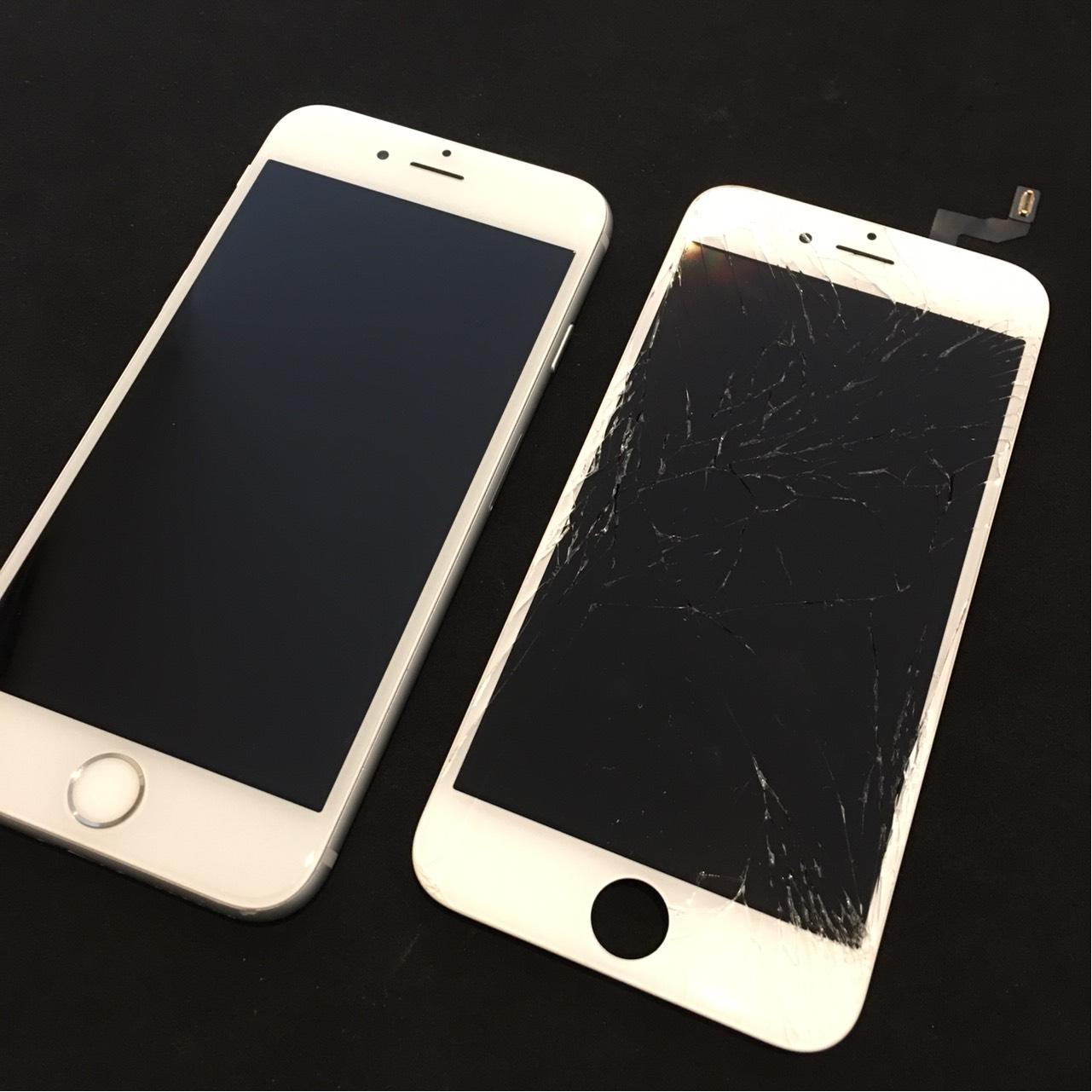 0227|iPhone6s|液晶パネル交換修理