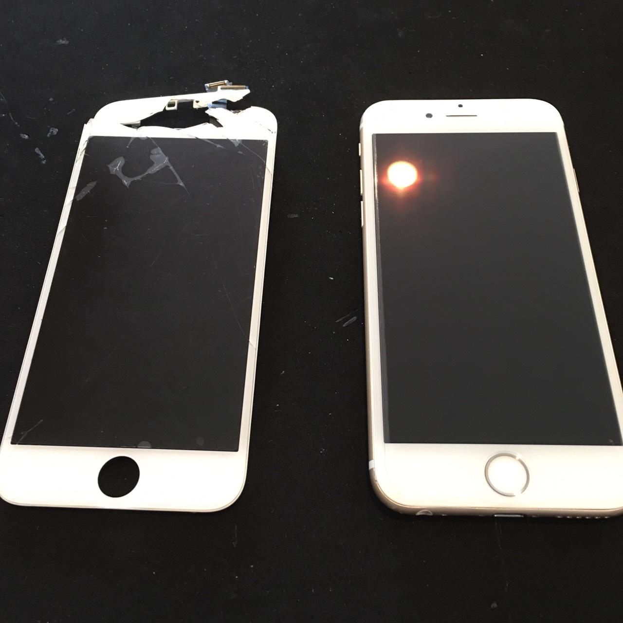 0316|iPhone6|液晶パネル交換修理