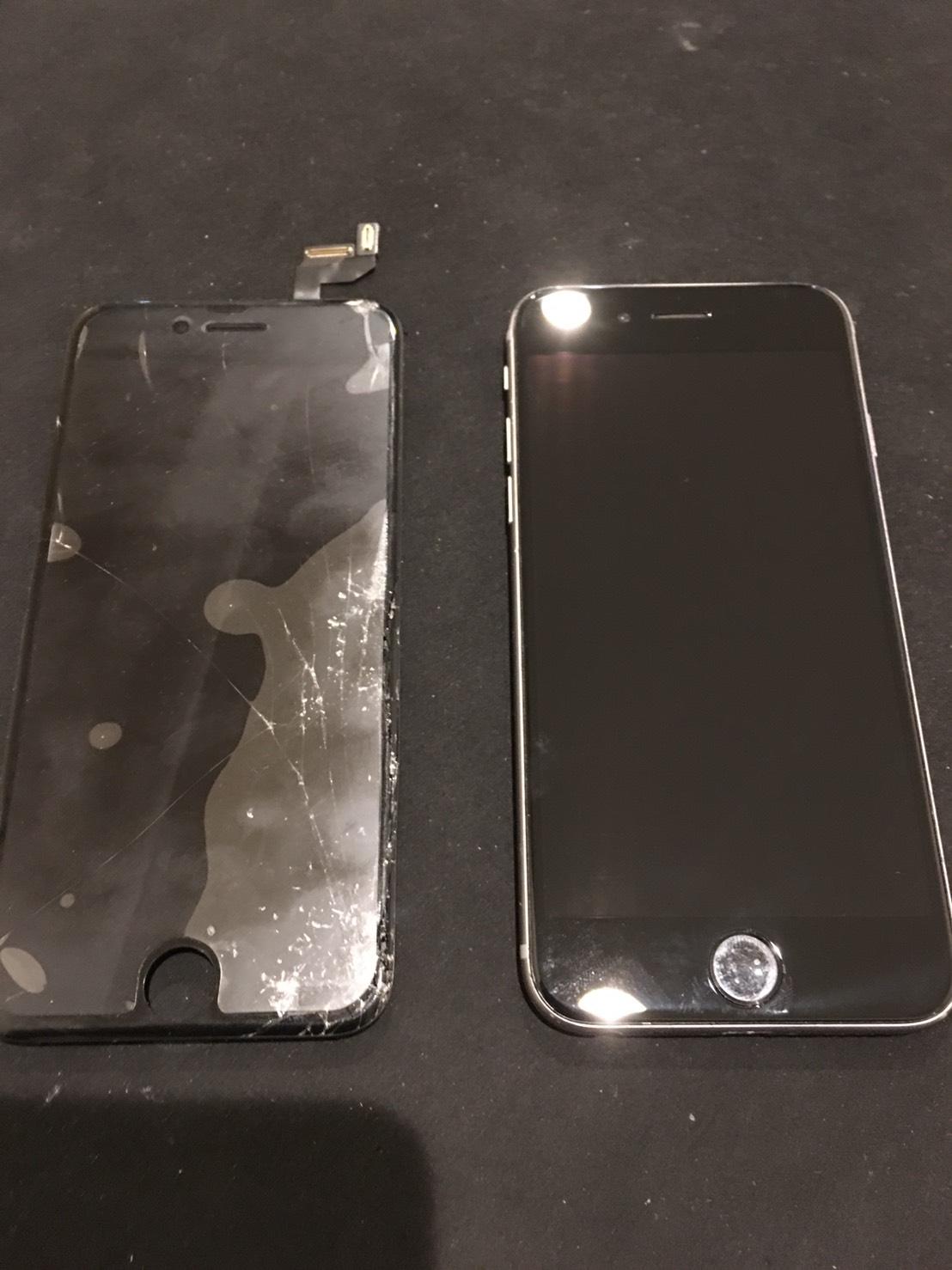 3.21 | iphone6s | パネル交換修理