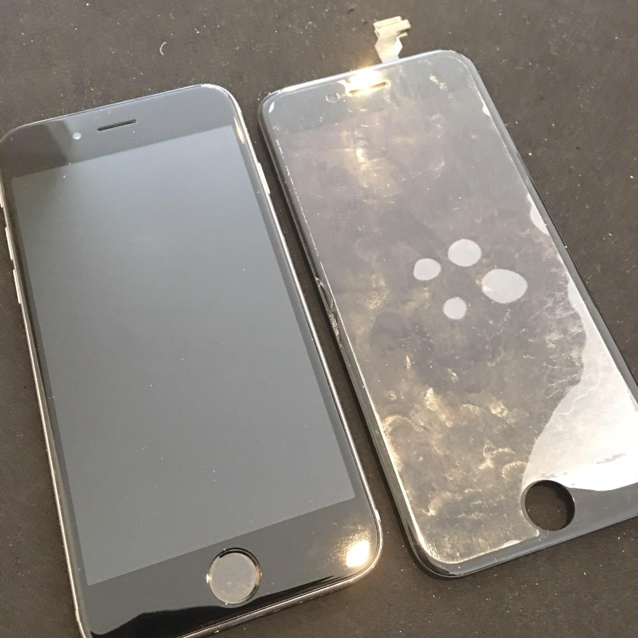 0324|iPhone6|液晶パネル交換修理