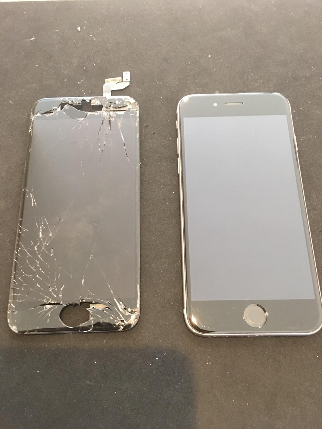 3.29 | iphone6s | パネル交換修理