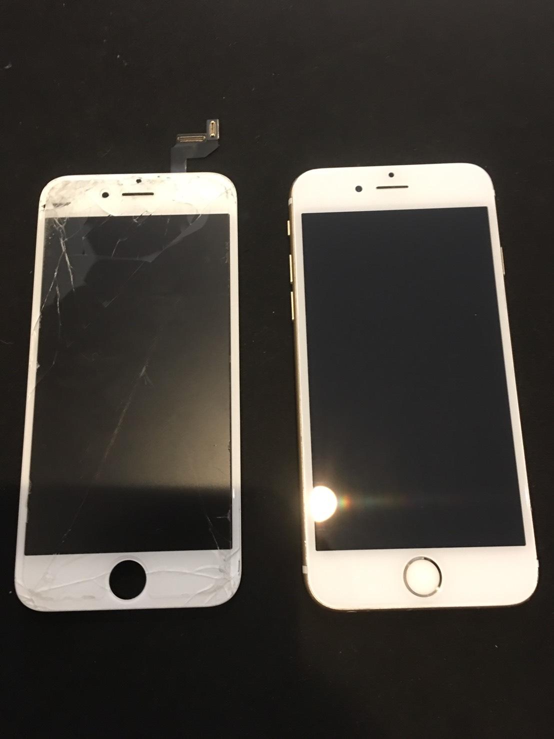 3.31 | iphone6s | パネル交換