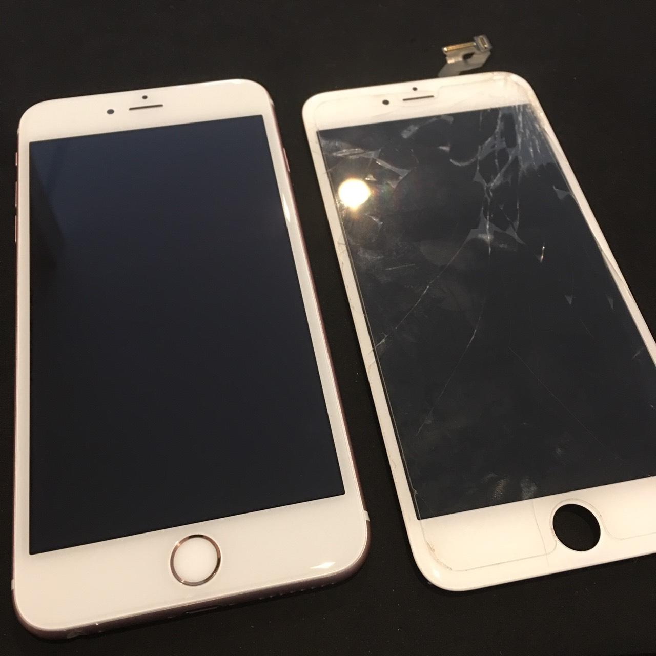 0401|iPhone6splus|液晶パネル交換修理