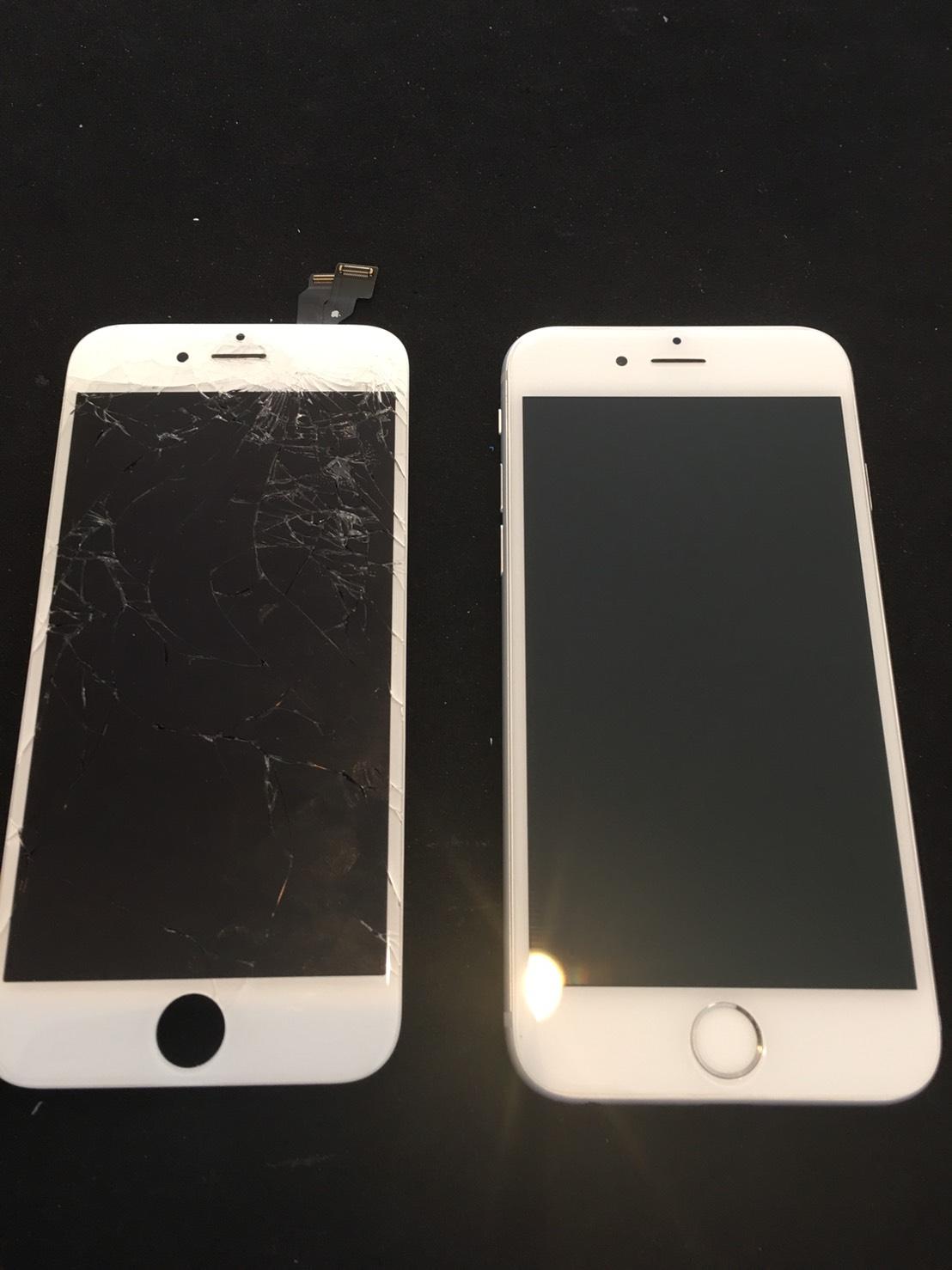4.18 | iphone6 | パネル交換