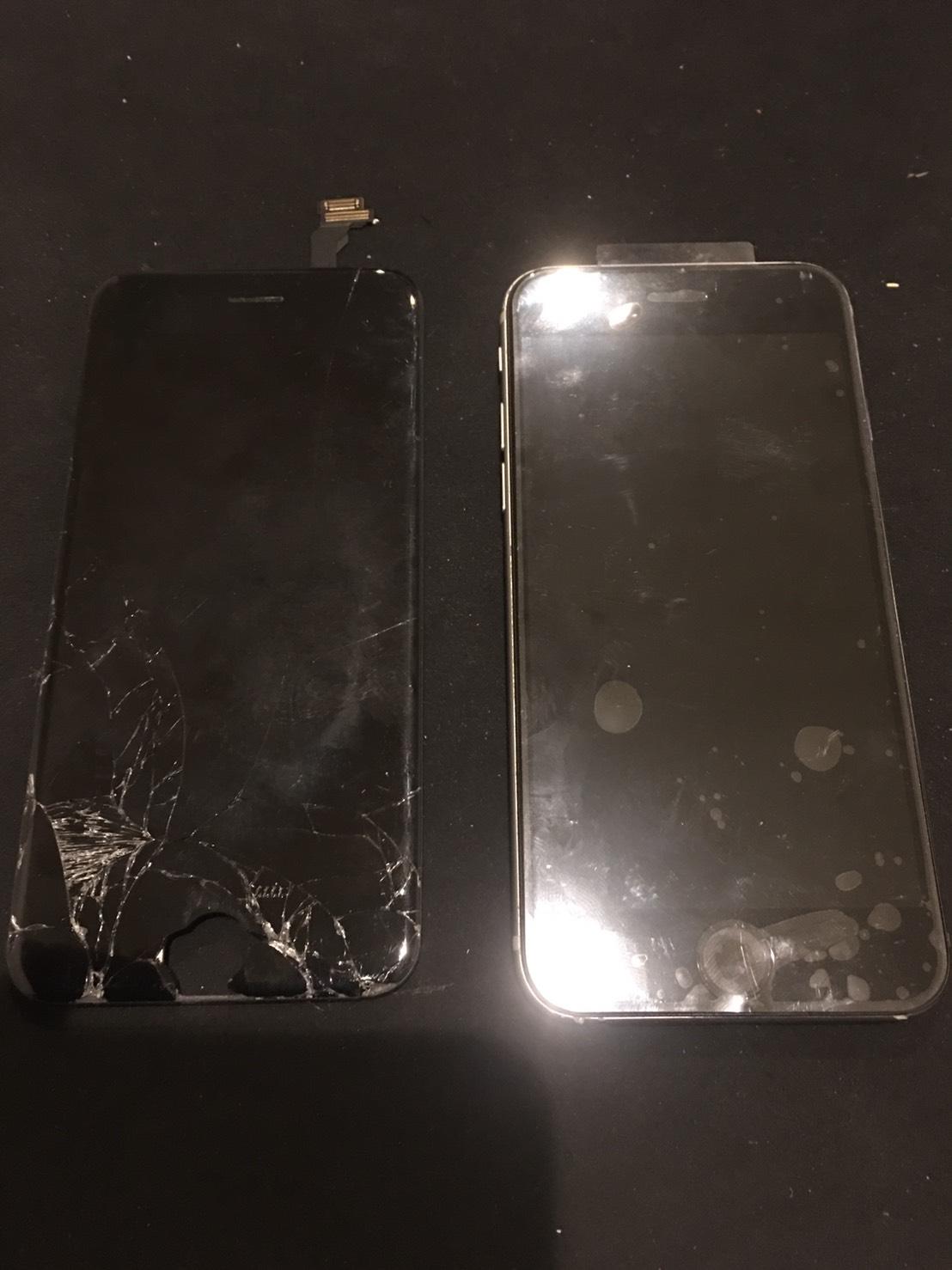 4.19 | iphone6 | パネル交換