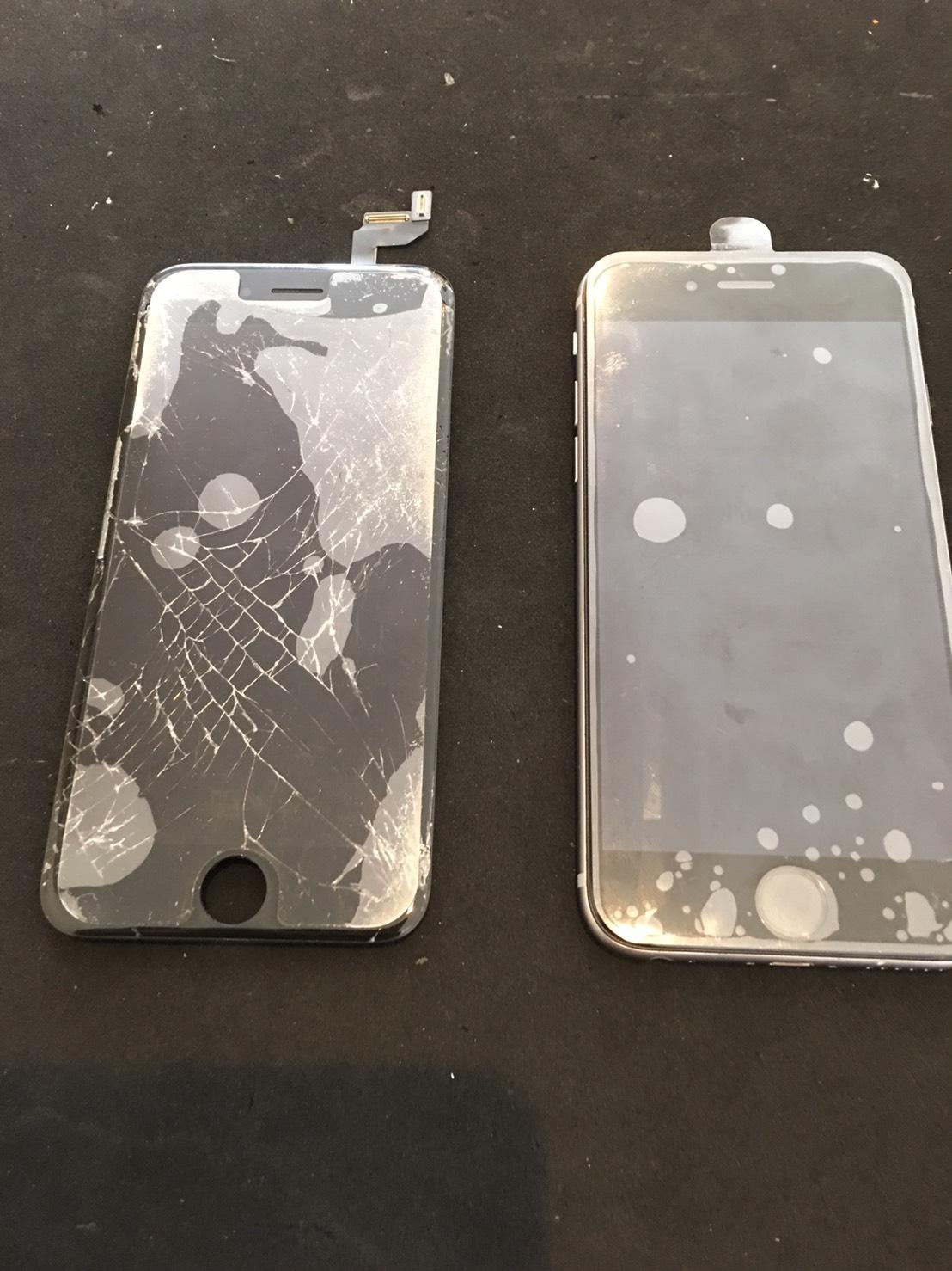 6.6 | iphone6s | パネル交換