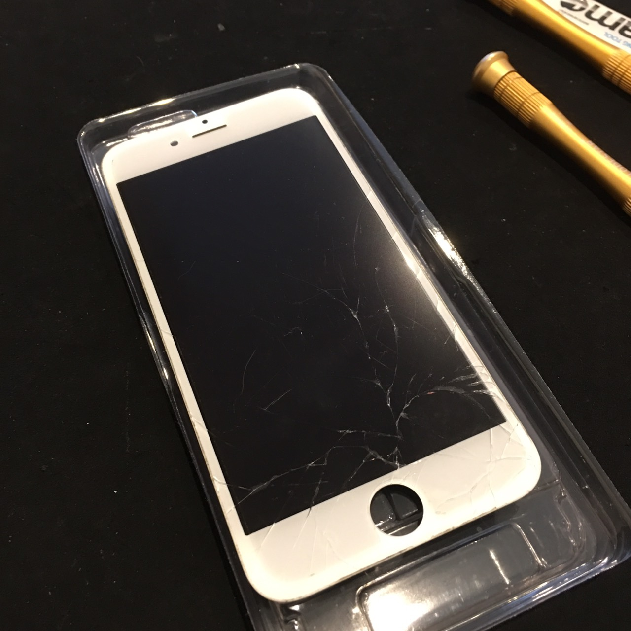 0616|iPhone6|液晶パネル交換修理