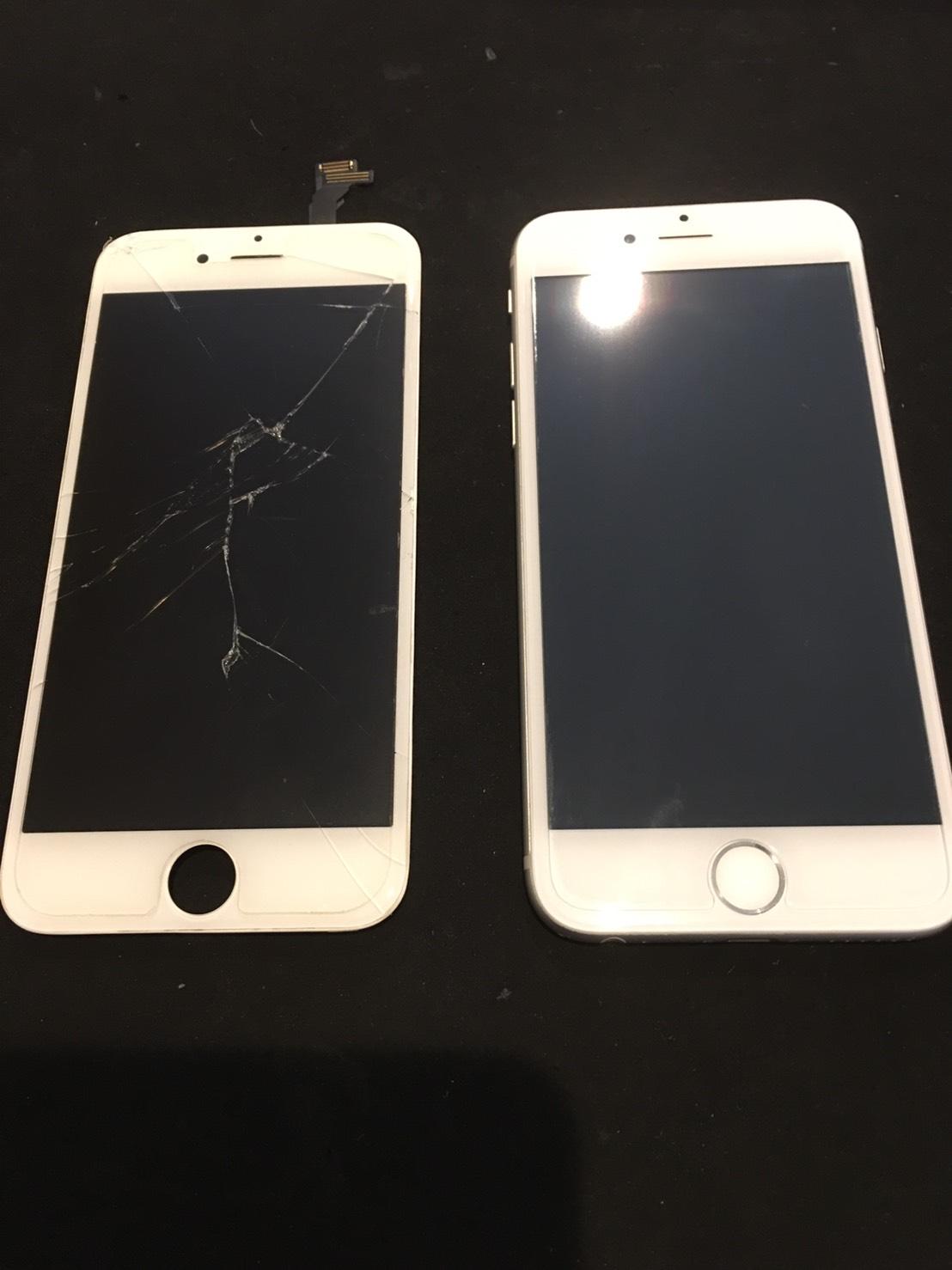 6.21 | iphone6 | パネル交換
