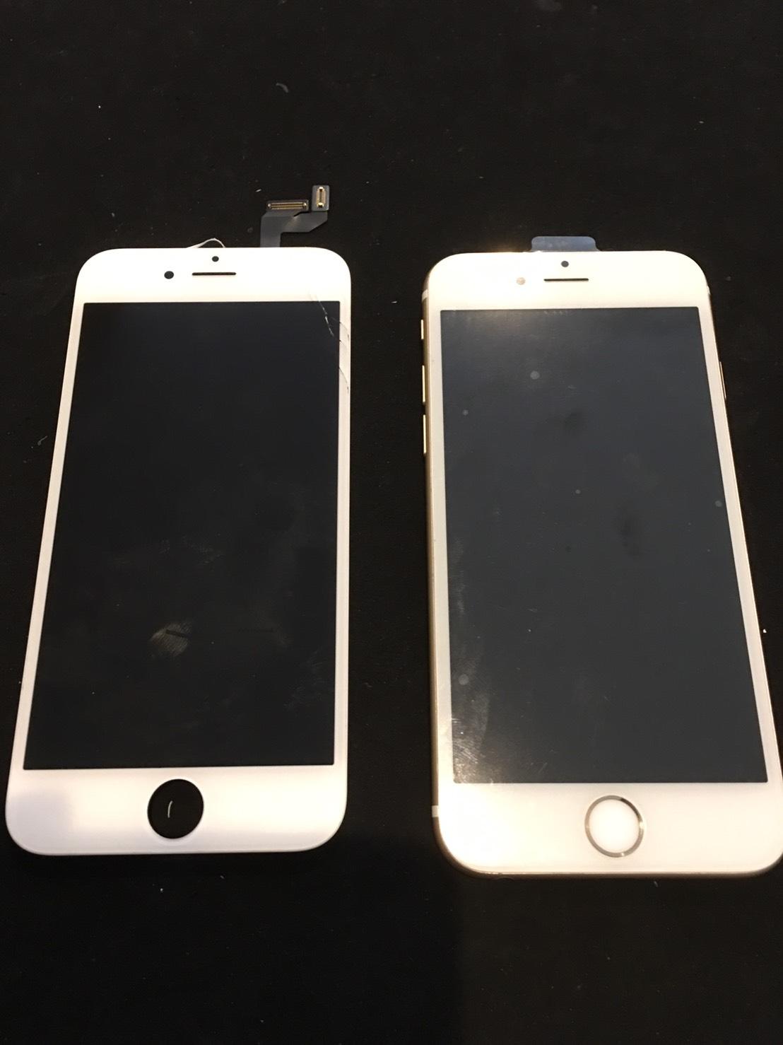 6.27 | iphone6s | パネル交換