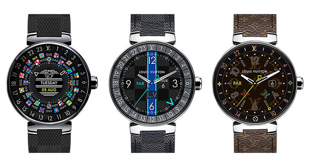 louis vuitton |Tambour Horizon