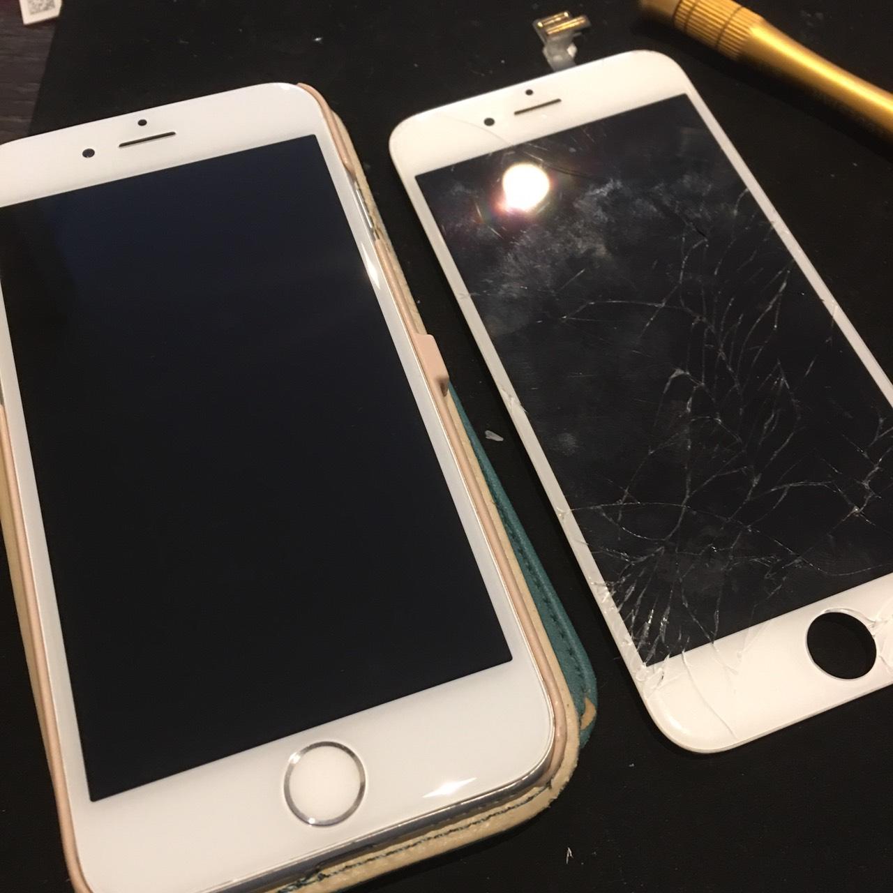 0701|iPhone6s|液晶パネル交換修理