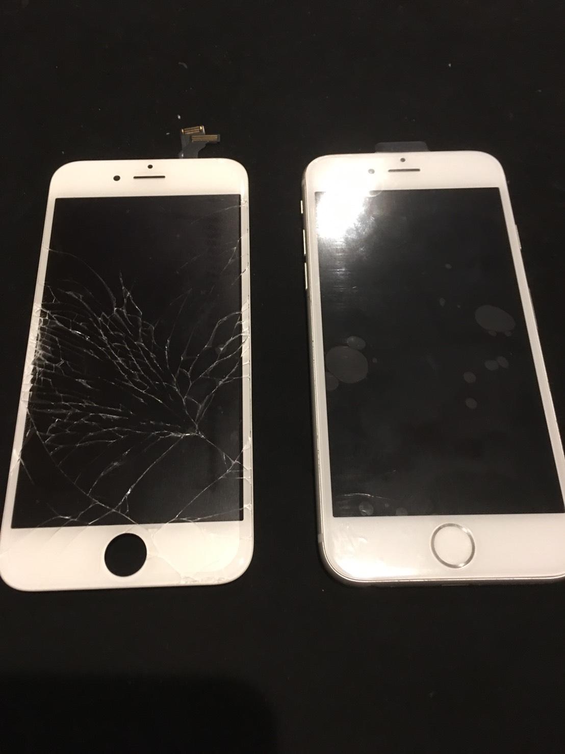 7.5 | iphone6 | パネル交換
