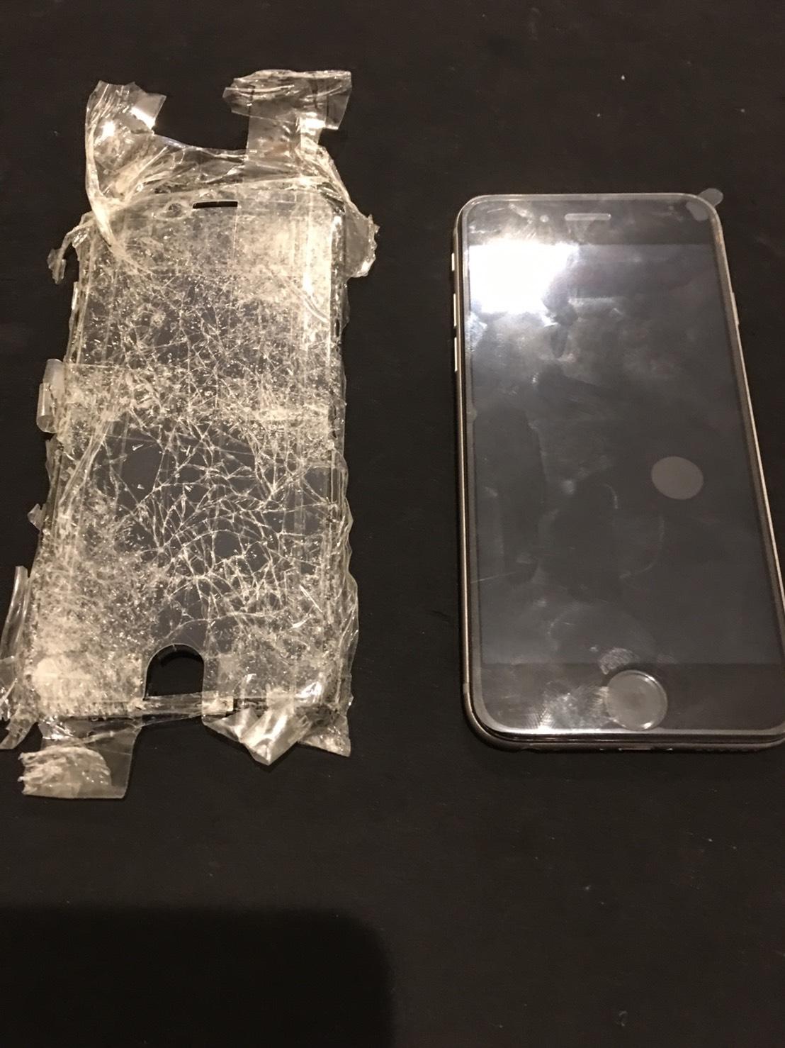 7.12 | iphone6 | パネル交換
