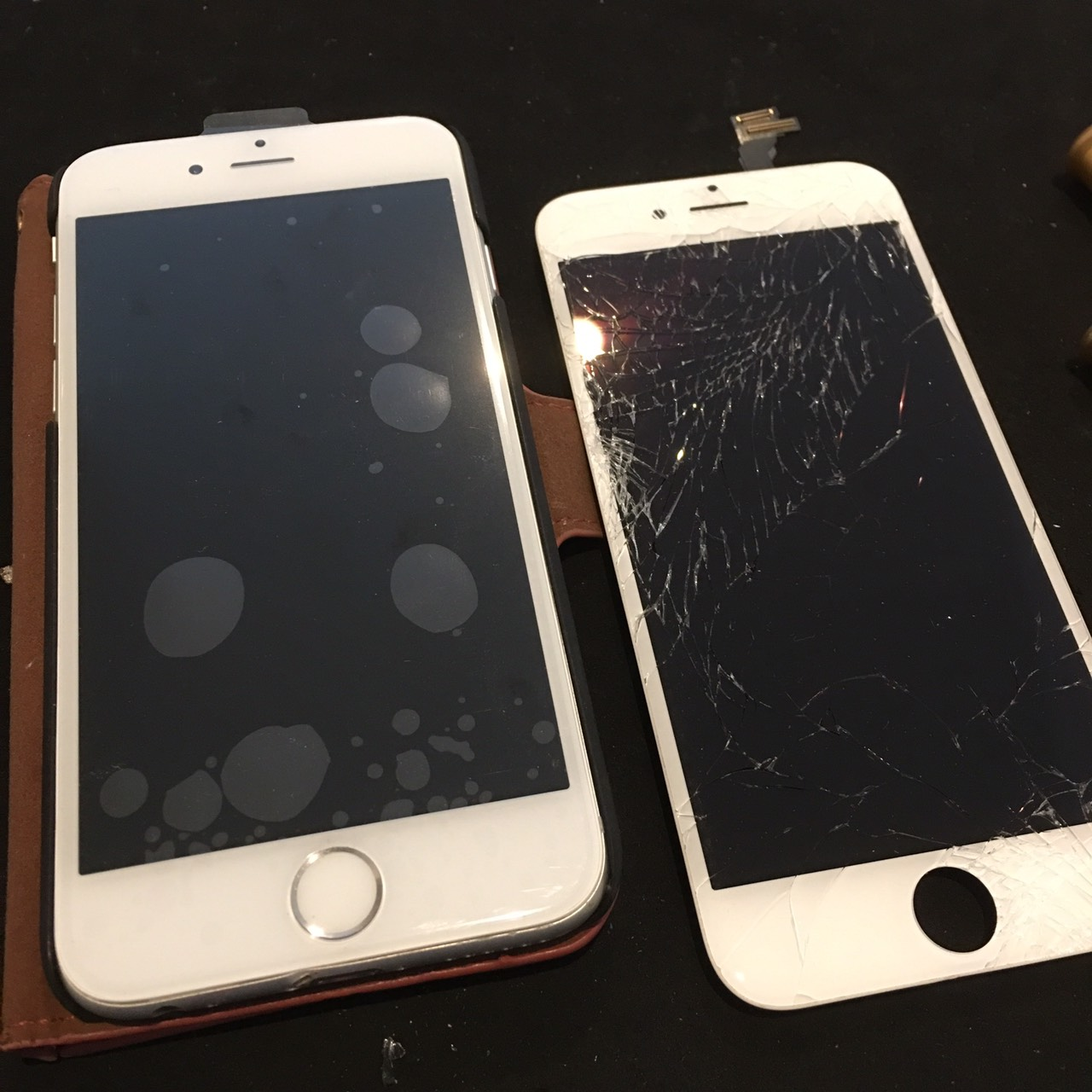 0723|iPhone6|液晶パネル交換修理