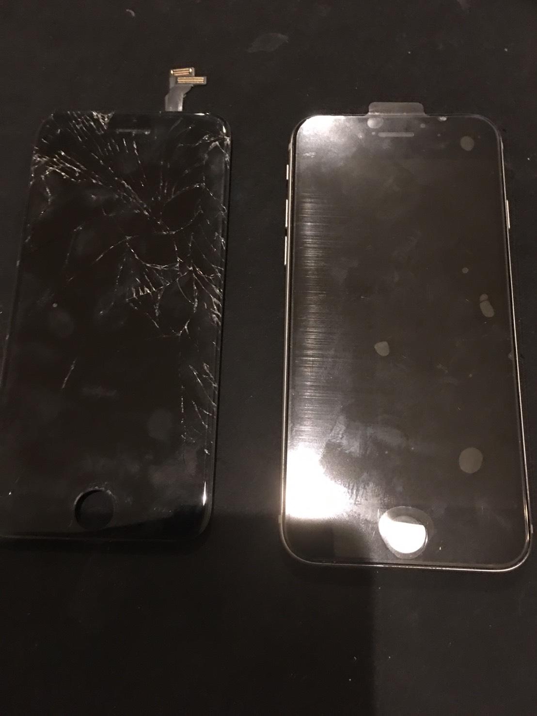7.26 | iphone6 | パネル交換